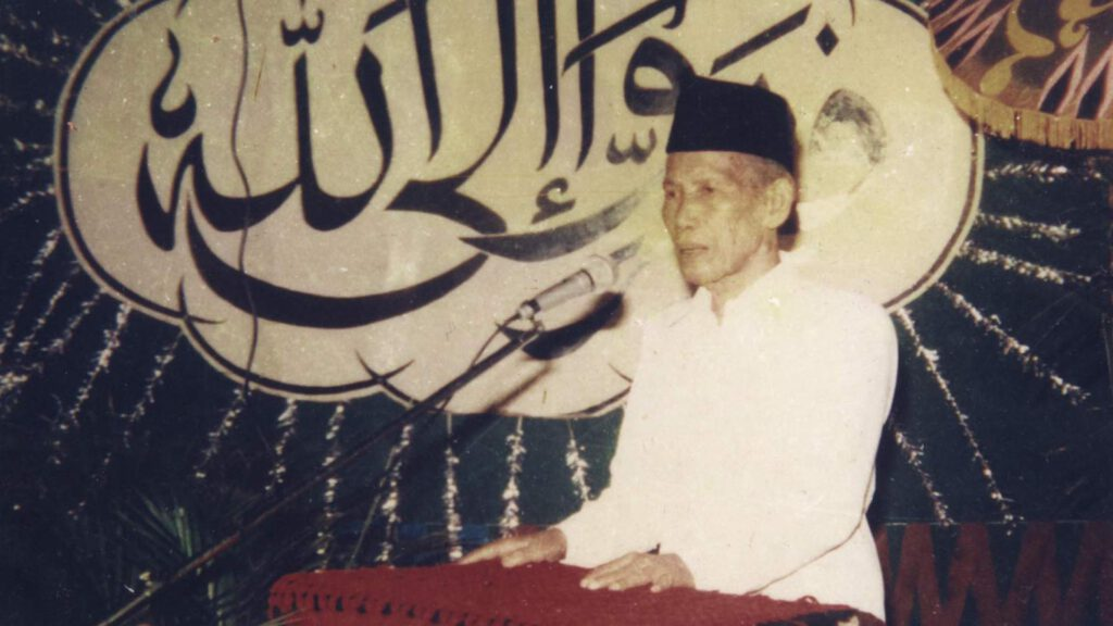 Muallif Sholawat Wahidiyah PSW Jateng_penyiar Sholawat wahidiyah